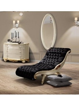 chaise longue de salon pour une relaxation garantie commode et console. Black Bedroom Furniture Sets. Home Design Ideas