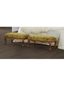 Banquette de lit néo classique