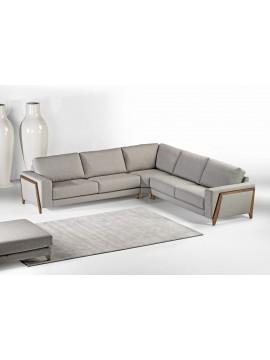 Canapé d'angle Santana 2 places