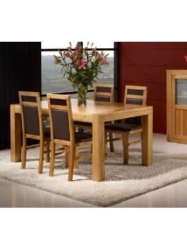 Table à manger Viana avec 4 chaises
