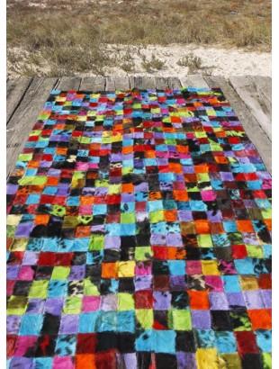 tapis patchwork une multitude de combinaison et canap patchwork. Black Bedroom Furniture Sets. Home Design Ideas