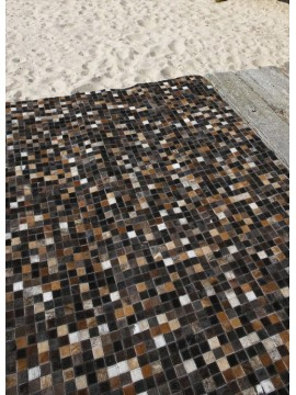Elegant Best Tapis Marron Et Noir Photos   House Design   Marcomilone.com
