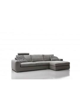 Canapé avec chaise longue Paradise