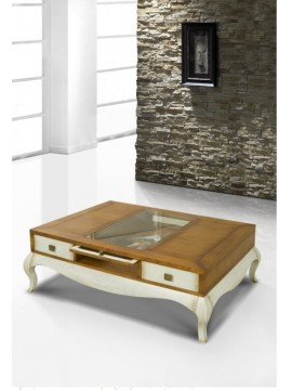 table basse B Gold ruben ref 68