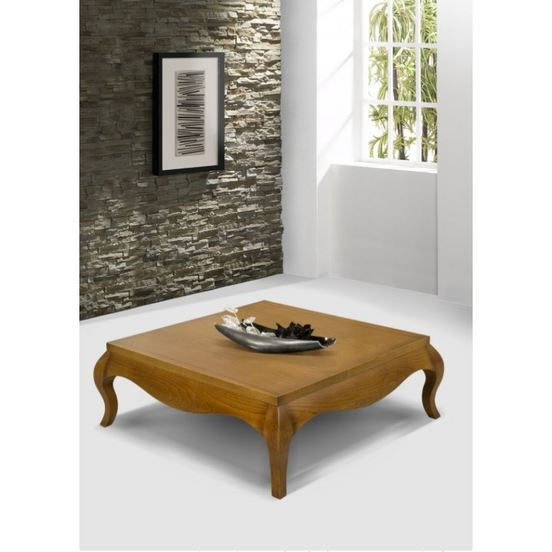 Table basse antiquaire rectangulaire ruben dong cay for But table ruben