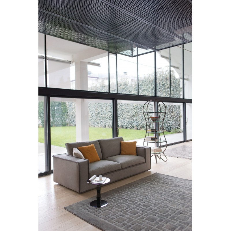 canap italien santa cruz 3 2 5 ou 2 places tissu. Black Bedroom Furniture Sets. Home Design Ideas