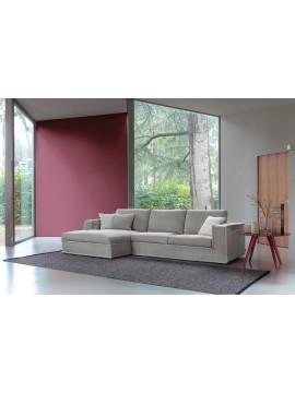 Canapé avec chaise longue Santa Rosa