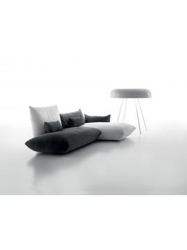 Canapé avec chaise longue Sonora 2