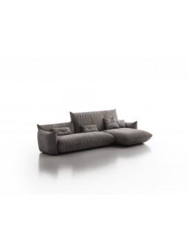 Canapé avec chaise longue Sonora 3