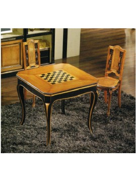 Petite Table Damier Milady