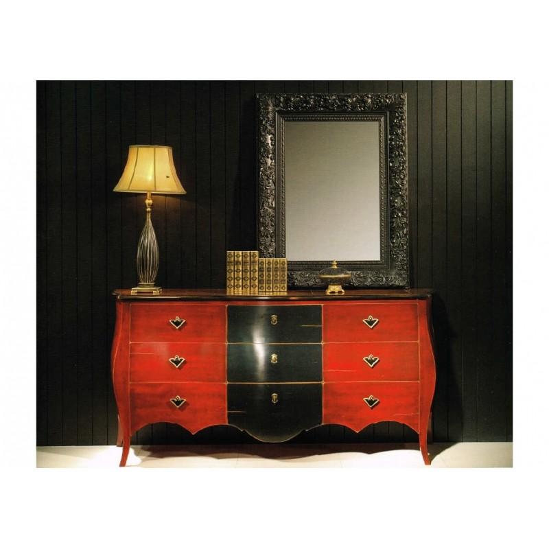 Buffet antiquaire cima 9 tiroirs meuble de salle manger for Meuble antiquaire