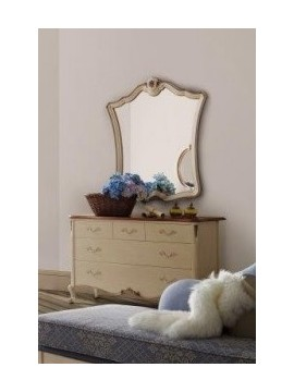 Commode 5 tiroirs Glamour