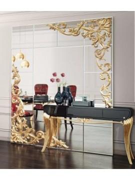 Miroir de luxe 1900