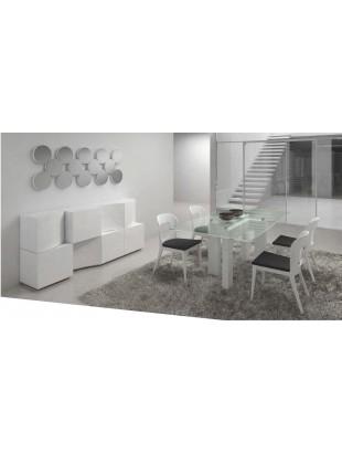 Meubles salle manger design onix et buffet for Buffet salle a manger design