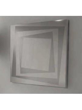 Miroir Design Zoon carré
