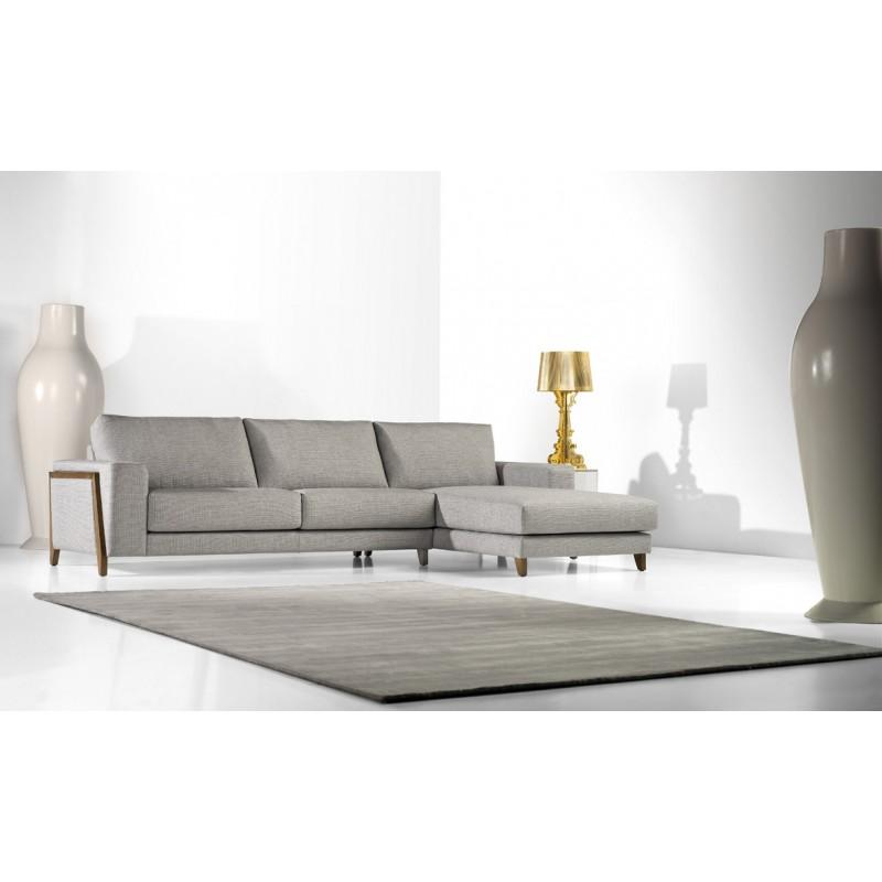 canap avec chaise longue cuir ou tissu 2 ou 3 places santana. Black Bedroom Furniture Sets. Home Design Ideas