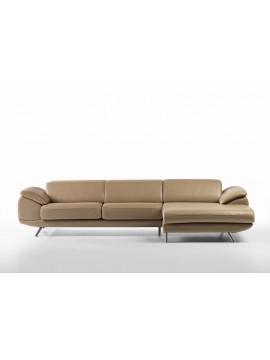 Canapé avec chaise longue Manaus