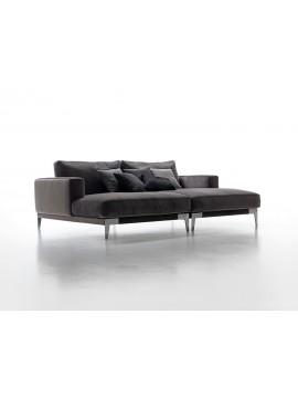Canapé avec Chaise longue Ridgecrest