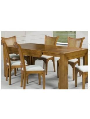Table de s jour antiquaire rectangulaire avec rallonge for Table sejour avec rallonge