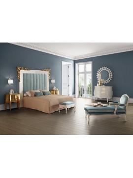 Chambre adulte néo classique Milan