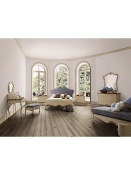 Chambre Bleue Argent Glamour