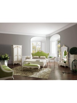 Chambre adulte Or vert Glamour