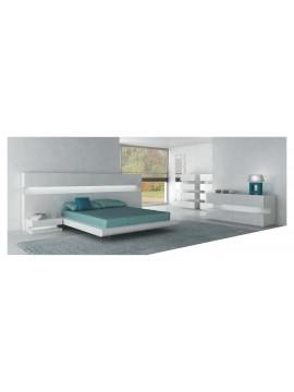 Chambre à coucher adulte design - Commode et Console