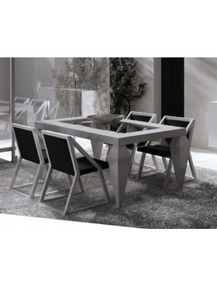 table de s jour design rectangulaire impetu. Black Bedroom Furniture Sets. Home Design Ideas