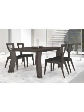 Table de séjour et fauteuils Design Opium