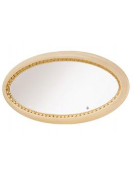Miroir oval Milan