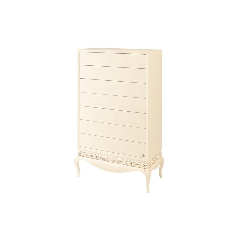 commode baroque de luxe 7 tiroirs. Black Bedroom Furniture Sets. Home Design Ideas