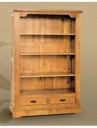 http://www.commodeetconsole.com/2882-thickbox_default/bibliotheque-en-chene-2-tiroirs.jpg