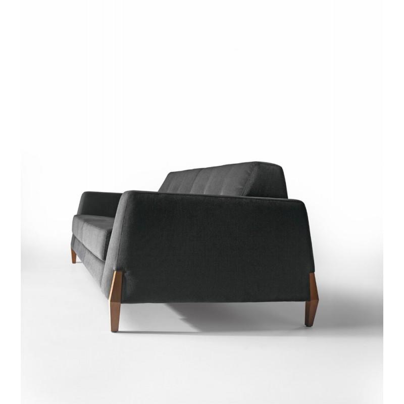 canap tissu vintage zico. Black Bedroom Furniture Sets. Home Design Ideas