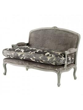 canap cuir et tissu modulable souhaits avec les couleurs et les dimensions commode et console. Black Bedroom Furniture Sets. Home Design Ideas