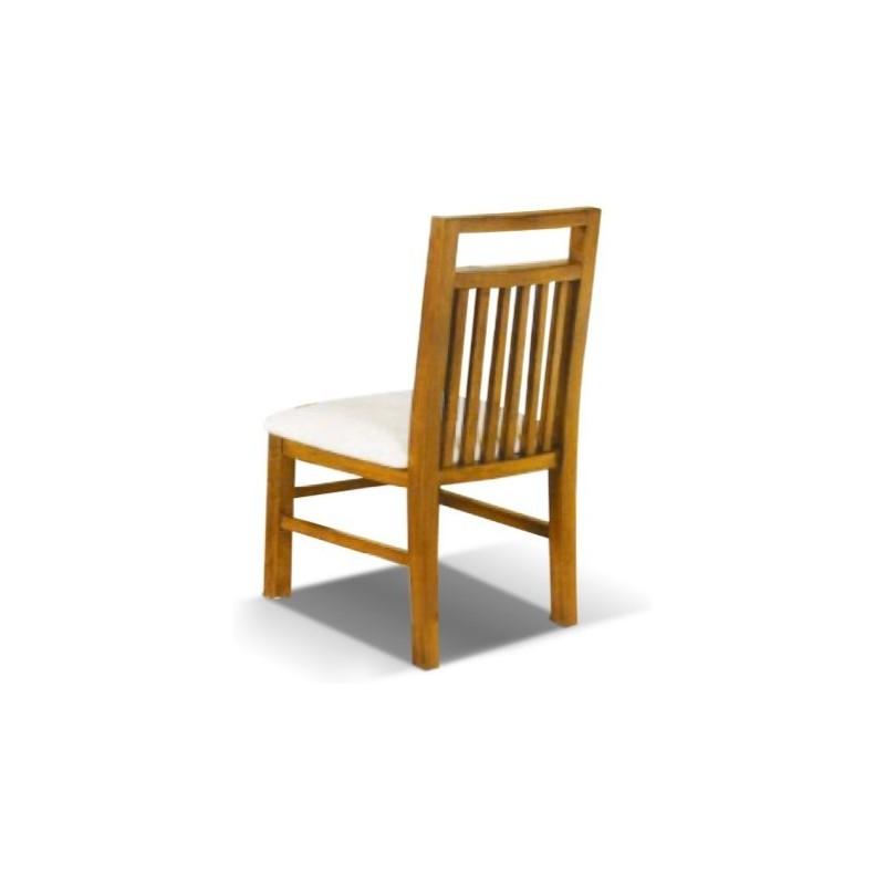 Chaise antiquaire blanc ch ne nagano meuble de salle manger for Chaise quercus