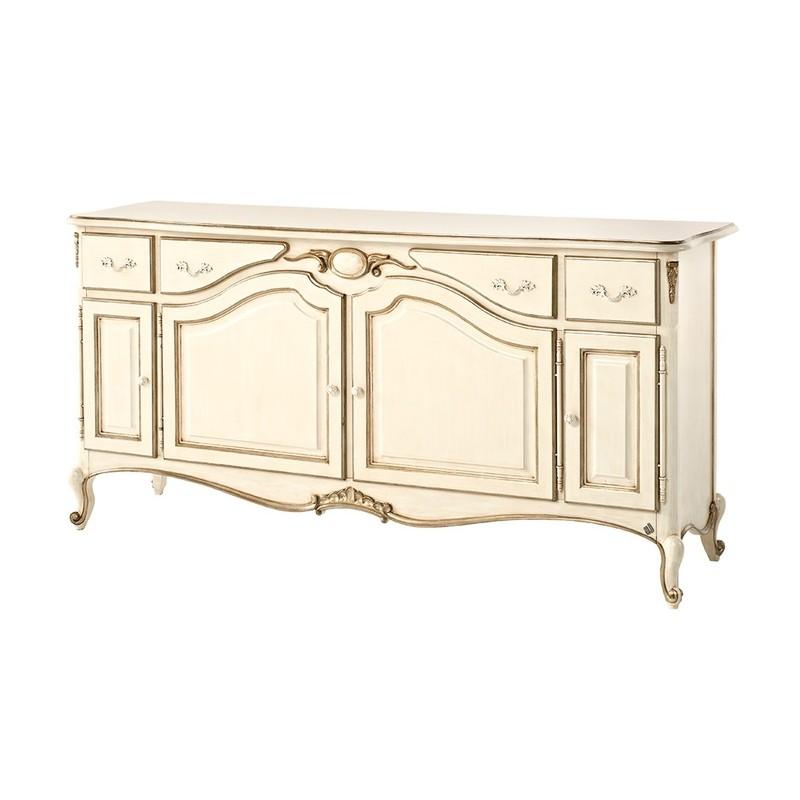 Buffet de luxe 2 portes 2 tiroirs ou 4 portes 4 tiroirs glamour - Buffet 2 portes 2 tiroirs ...