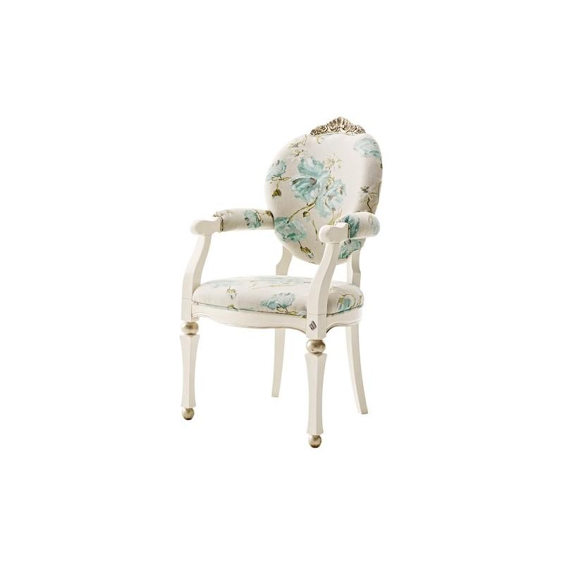 Chaise de luxe avec ou sans accoudoir tissu rouge ou gris for Chaise tissu avec accoudoir
