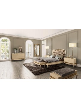 Chambre adulte Luxe Or