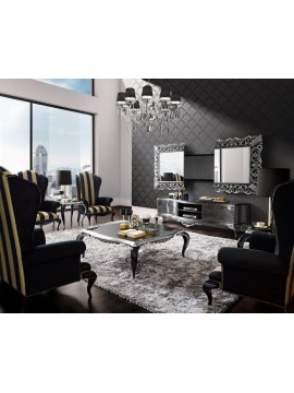meuble tv de luxe meuble de salon de luxe commode et console. Black Bedroom Furniture Sets. Home Design Ideas
