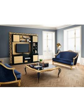 Meuble de salon  TV Venize de luxe