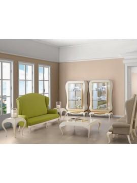Salon Vitrine Eiffel meuble de luxe