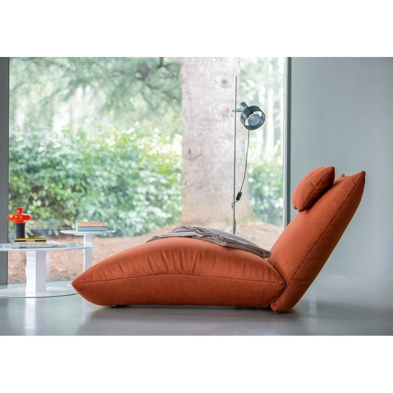 Chaise longue de salon design sonora - Chaise longue de salon ...