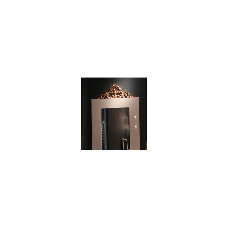 miroir de luxe antiquaire rectangulaire barriga. Black Bedroom Furniture Sets. Home Design Ideas