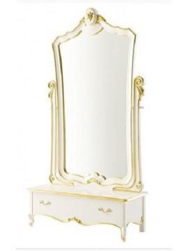 Miroir sur pied Glamour