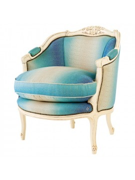 Fauteuil Oval  Luxe