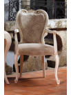 Chaise Ivory Luxe