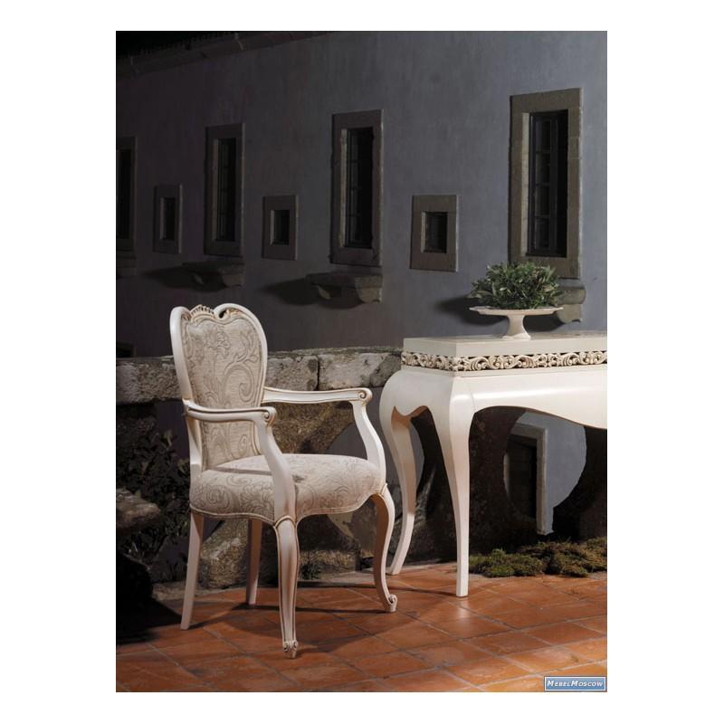 chaise de luxe tissu beige ivory. Black Bedroom Furniture Sets. Home Design Ideas