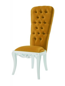 Chaise Moutarde 1900