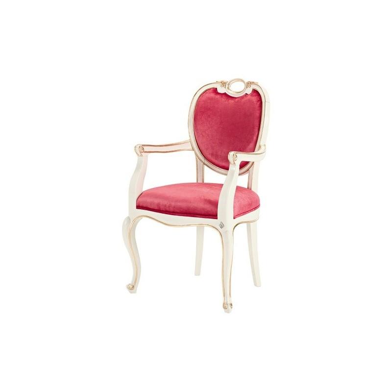 chaise de luxe tissu marron glamour. Black Bedroom Furniture Sets. Home Design Ideas
