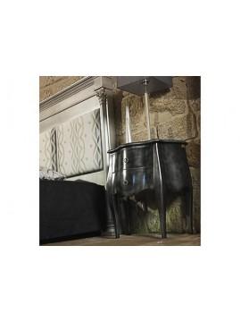Chevet noir  Milan